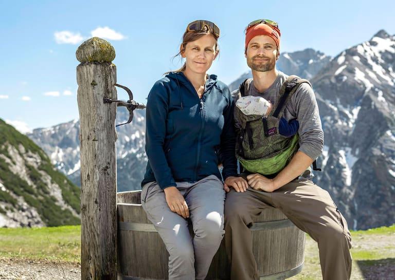 Manuela Kneringer-Schimpfössl und Christoph Schimpfössl