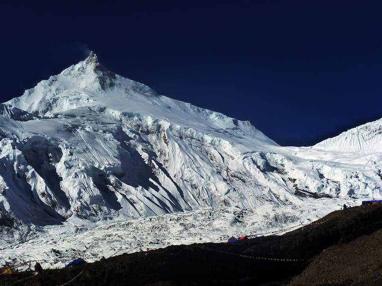Film-Expedition Manaslu Kammerlander