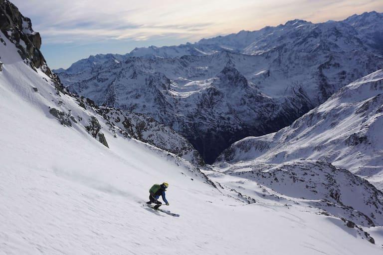 Stubaital Stubaier Gletscher