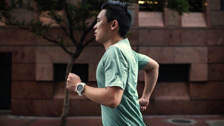 Mit dem Fitness-Tracker den eigenen Lebensstil verbessern.