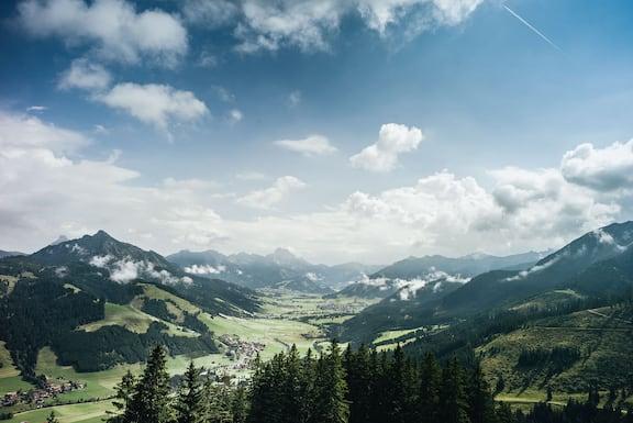 Wandern Tannheimer Tal