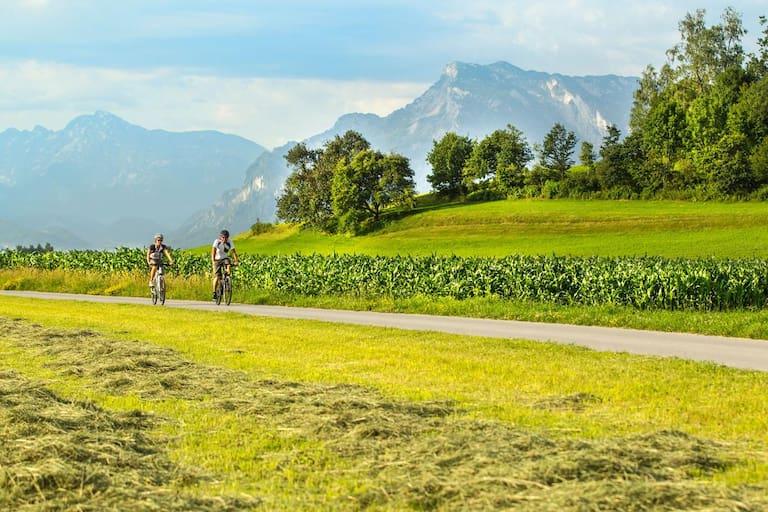 Schönsten Radfernwege Österreichs