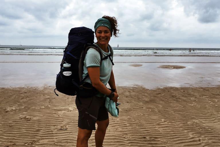 Glückliche Ankunft am Meer: Vom Mittelmeer zum Atlantik