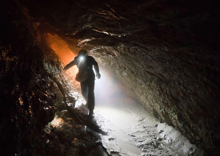 Die Unterwelt der Brentner Dolomiten