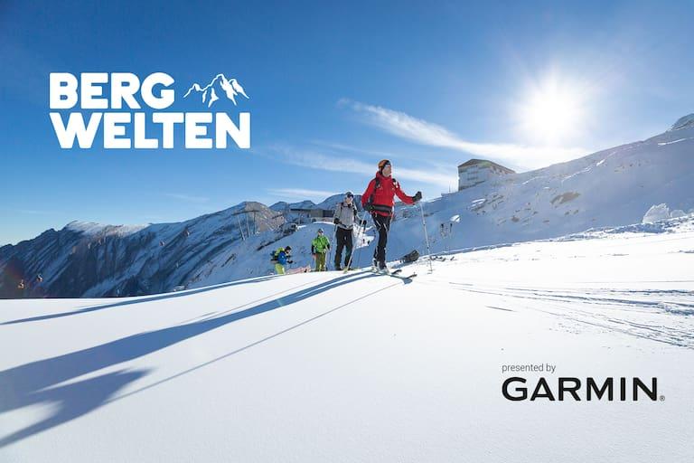 Bergwelten Skitouren-Testival 2020 am Kitzsteinhorn