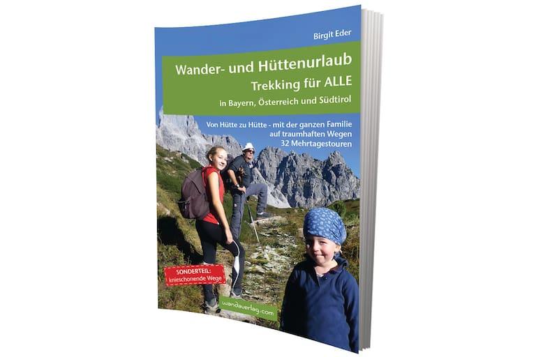 Wander- und Hüttenurlaub Buch