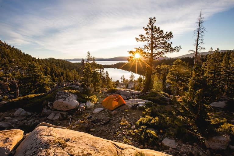 Zelten Campen Tipps