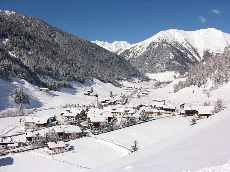 Bergsteigerdorf Villgratental