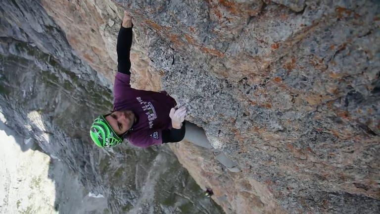 """""""Wandsüchtig"""" - Abenteuer Klettern"""