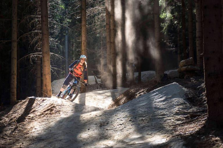 Bikeparks für Trail-Einsteiger