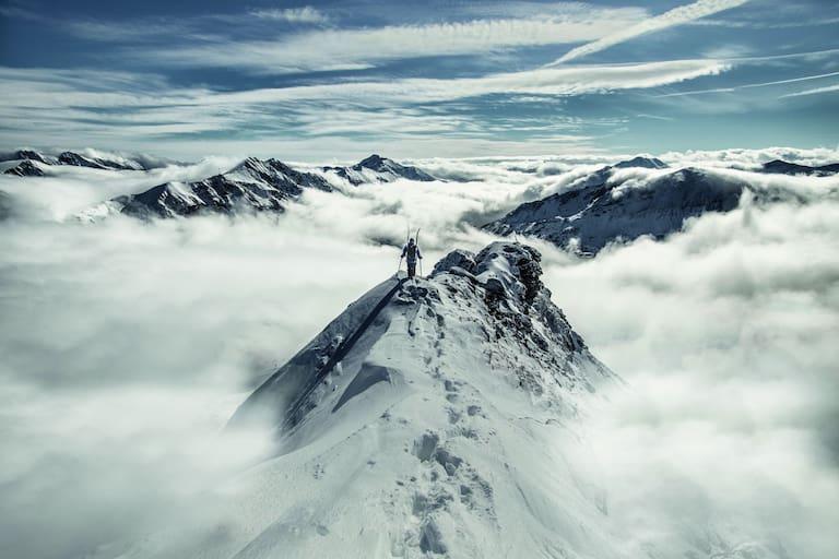 Freeriden am Salzburger Obertauern