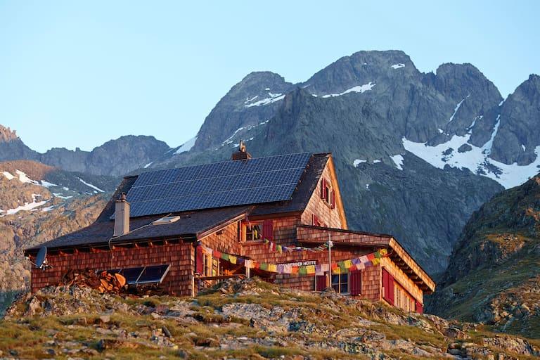 Adolf-Nossberger-Hütte in Kärnten