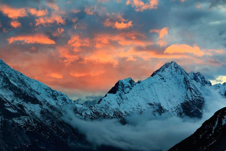 Totenwand in Tirol