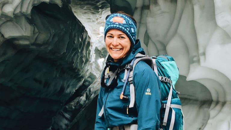 Ana's Way West: Ana Zirner auf der Alpenüberquerung in der Ortler-Gruppe