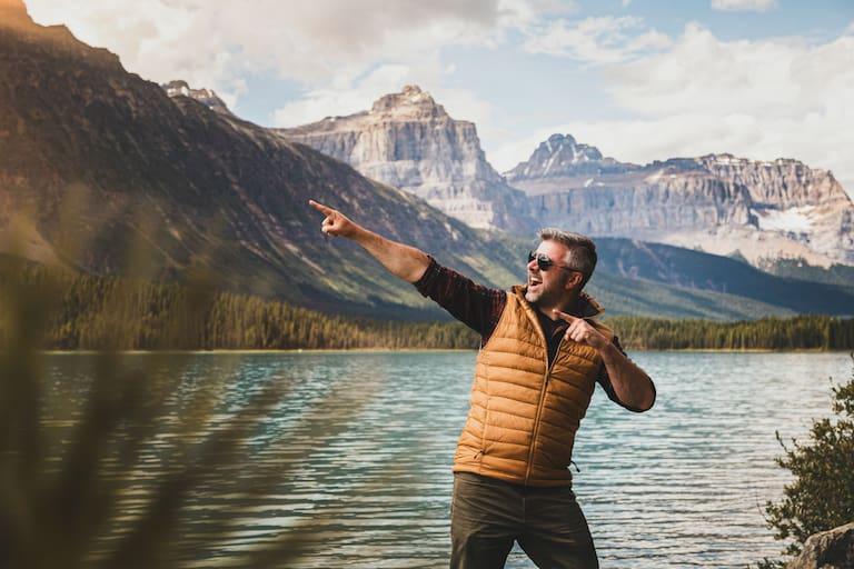 Bist du der nächste Influencer der Berge?