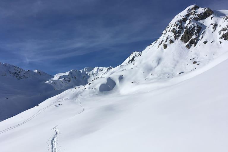 Freeride-Mekka Arlberg: Frische Spuren im Gelände