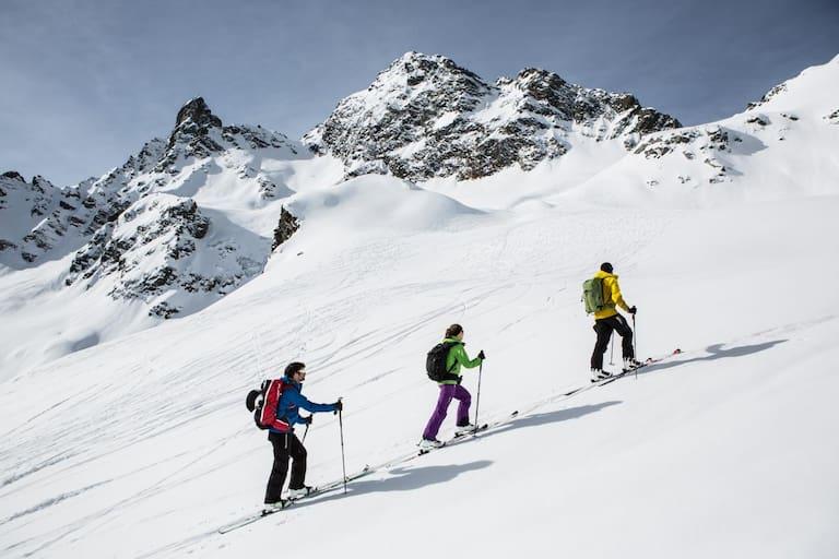 Skitour: Seelücke in Vorarlberg