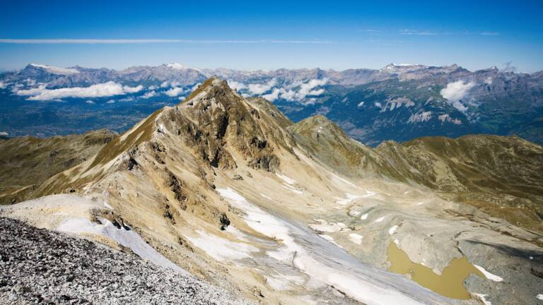 Bella Tola im Wallis in der Schweiz