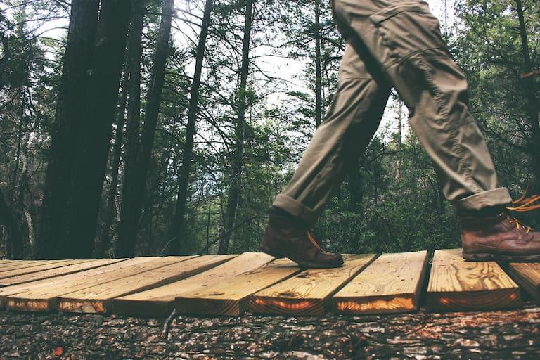 Berg-Know-How: Blasenfrei Wandern