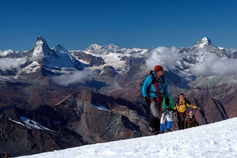 Bergtouren: Mit oder ohne Bergführer?