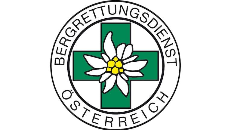 Das Logo des österreichischen Bergrettungsdienstes