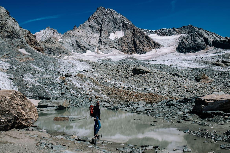 Bergwelten Großglockner Osttirol Gerlinde Kaltenbrunner Simon Schöpf