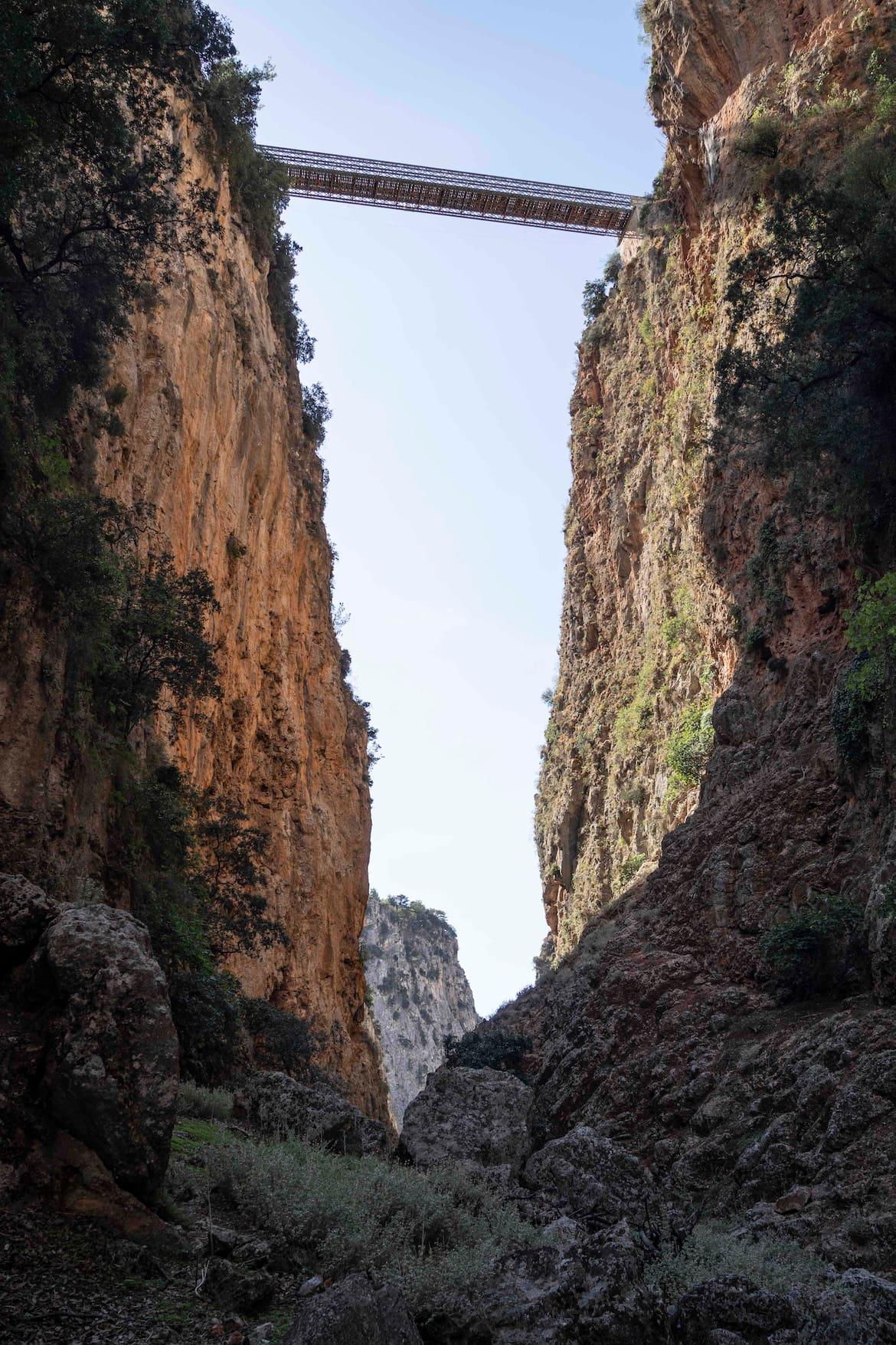 Klettern auf Kreta