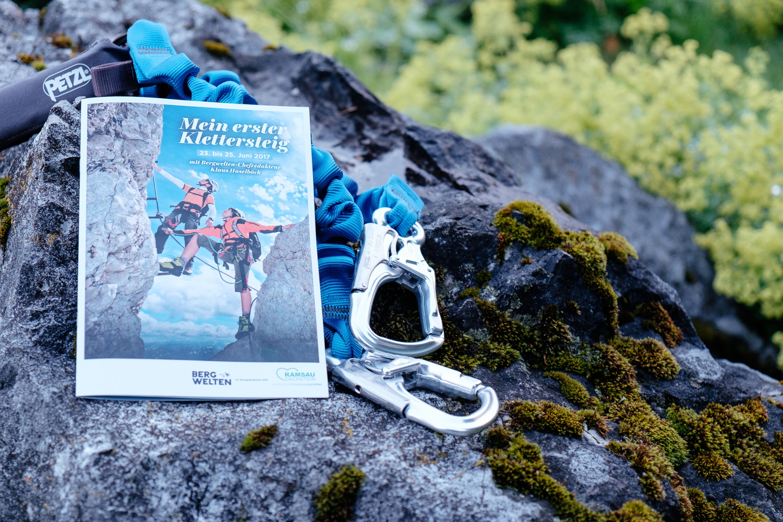 Klettersteig Ramsau : Vaude klettersteig camp lädt zum drahtseilakt nach ramsau am