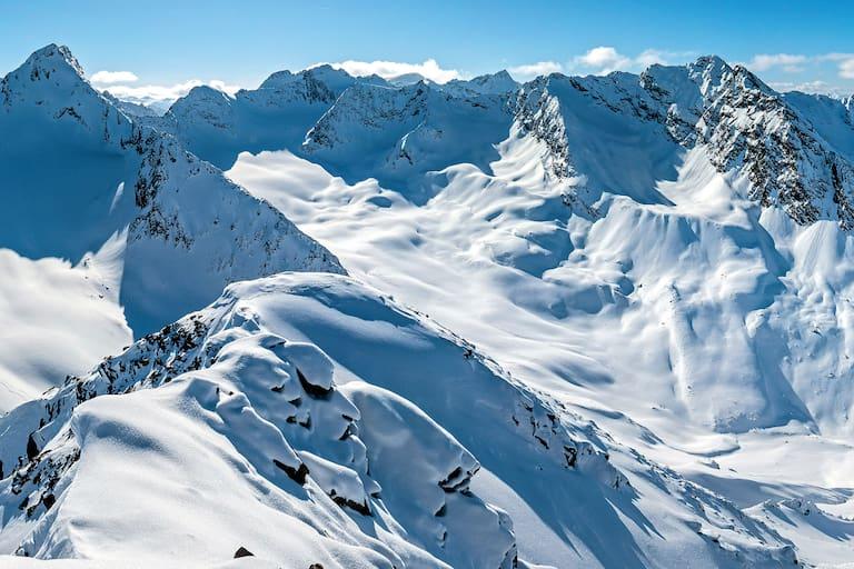 Panorama: Sellrain
