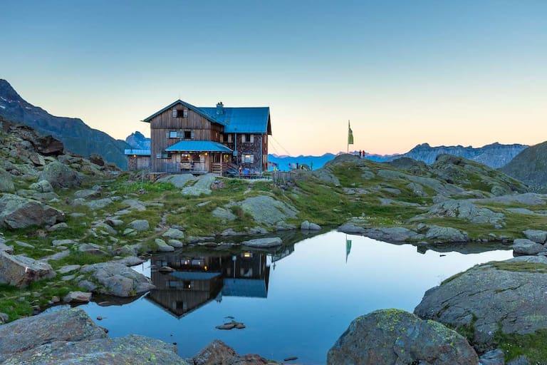 Die Bremer Hütte sucht schnellstmöglich neue Pächter