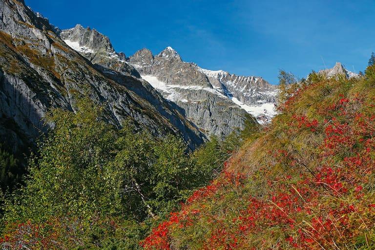 Höhenwege im Wallis: Wandern in der Bietschhorngruppe
