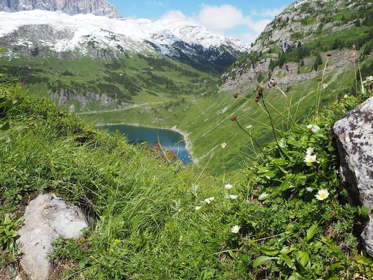 Formarinsee am Arlberg