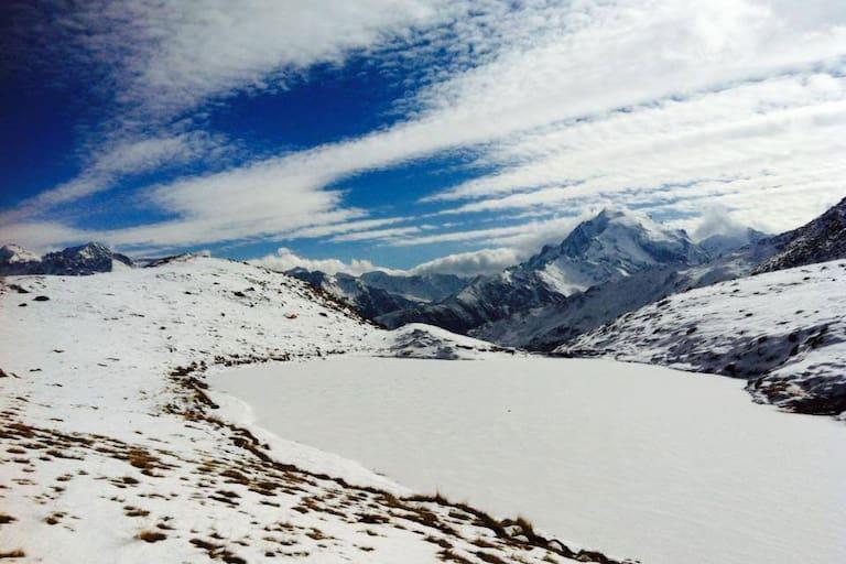 Italien/Schweiz: Piz Chavalatsch