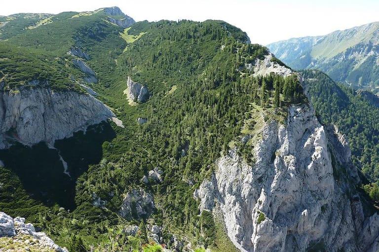 Bergtour: Auf der ruhigen Seite der Rax
