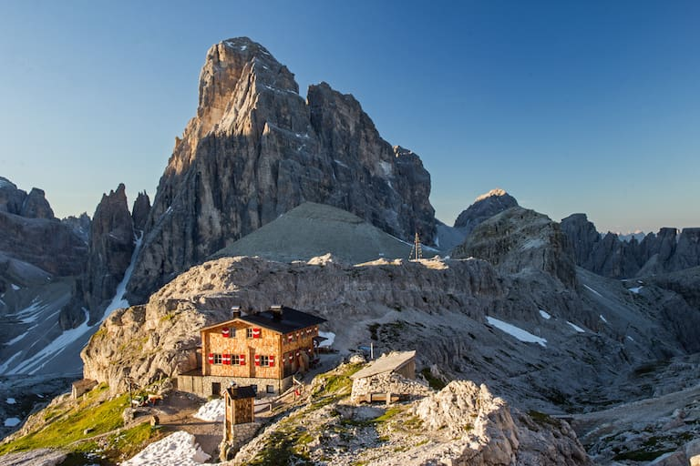 Der Weg zum Wirt: Die schönsten Hütten der Alpen