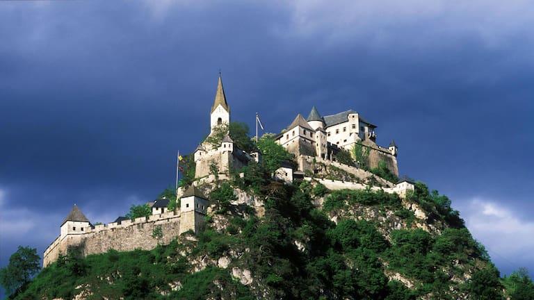 Burg Hochosterwitz in St. Georgen am Längsee in Kärnten