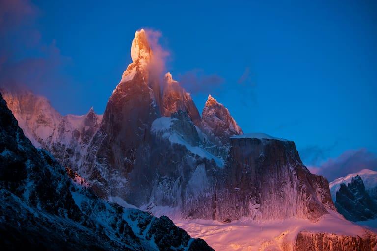 Patagonien: Cerro Torre
