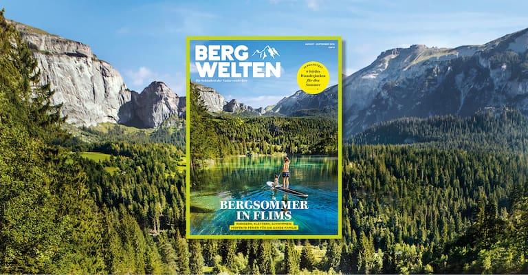 Das Bergwelten Magazin (August/September 2018)