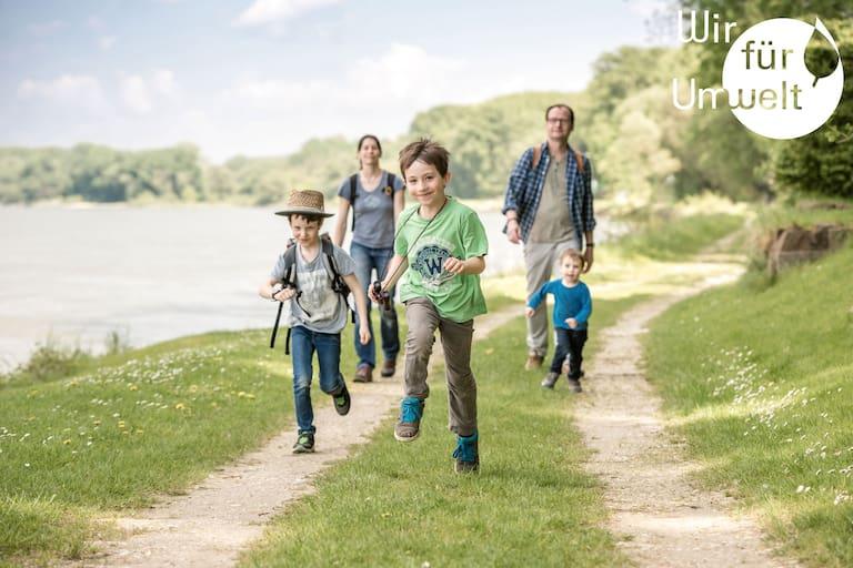 Charity Walk 2017: An der Donau zum Neusiedler See