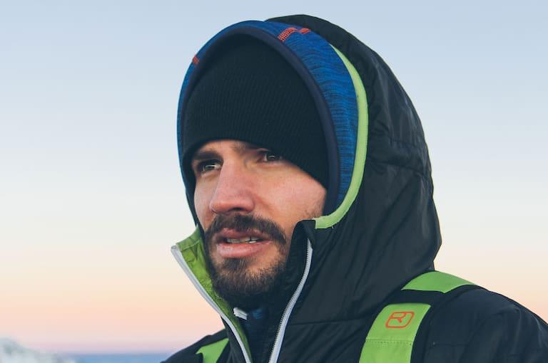 Portrait: Christoph Ebenbichler vom Olympiazentrum Tirol