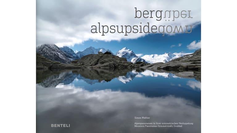 """Cover: """"Bergüber"""" von Simon Walther"""