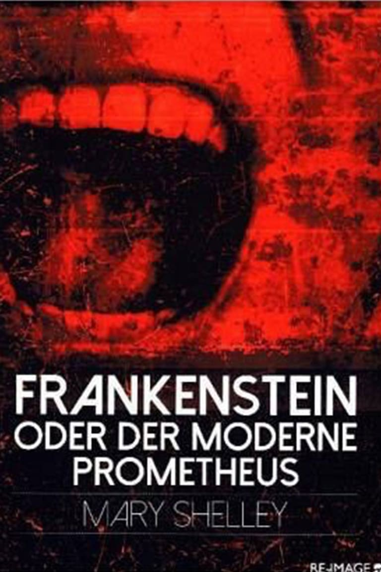 "Cover: ""Frankenstein"" von Mary Shelley"