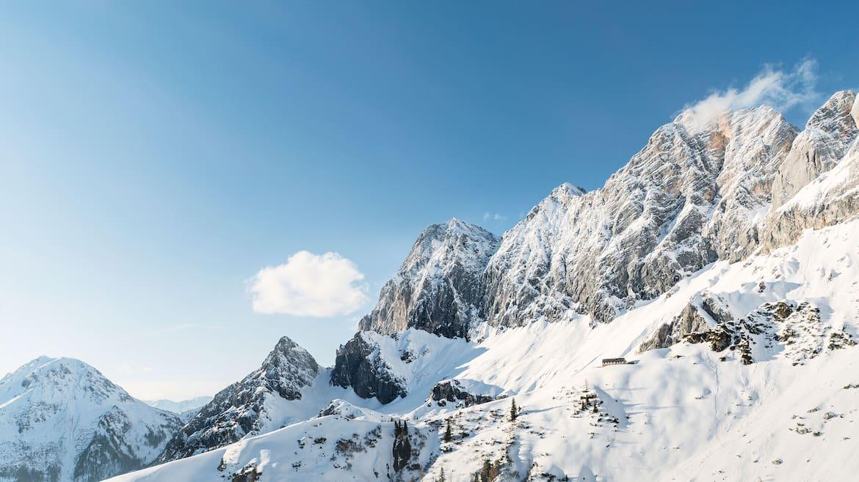 Winter am Dachstein in den Schladminger Tauern