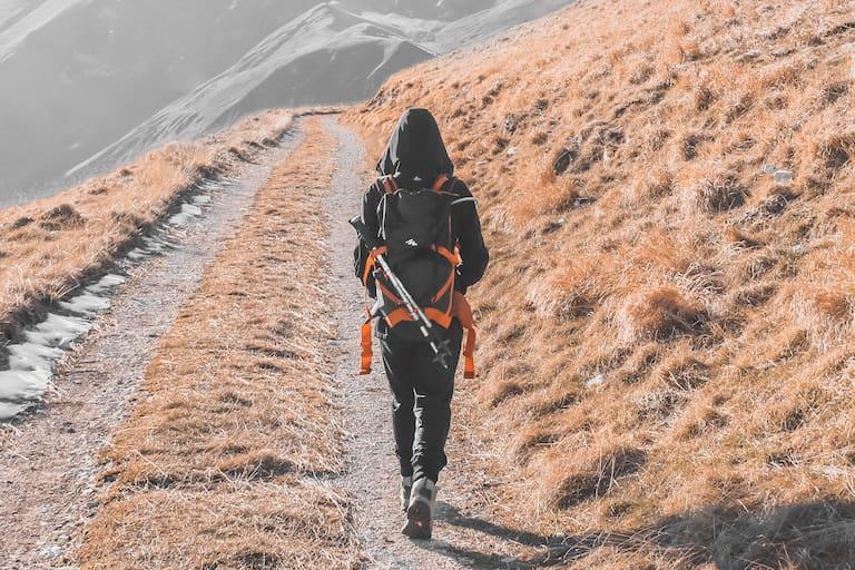 Wandern Pulsmesser