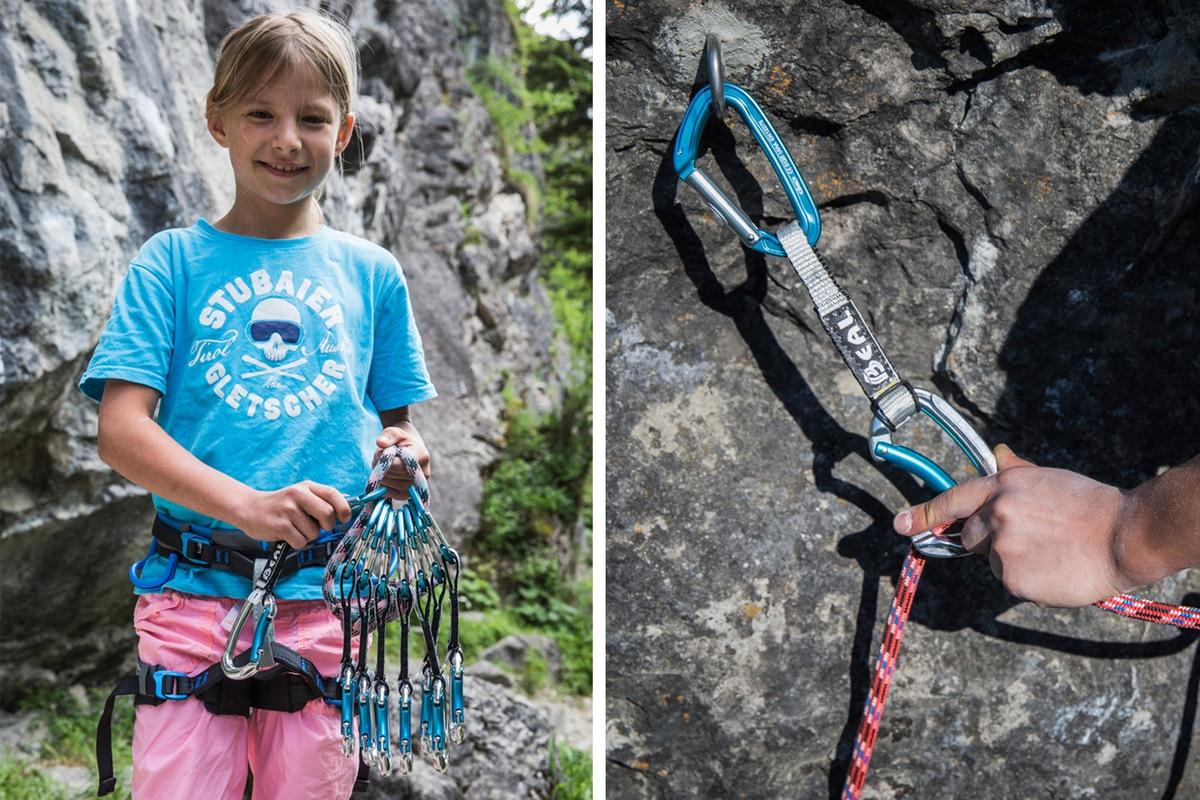 Welcher Klettergurt Für Kinder : Klettern mit kindern die richtige ausrüstung bergwelten