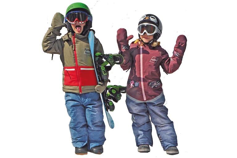 DRAUSSEN – Kids Outerwear