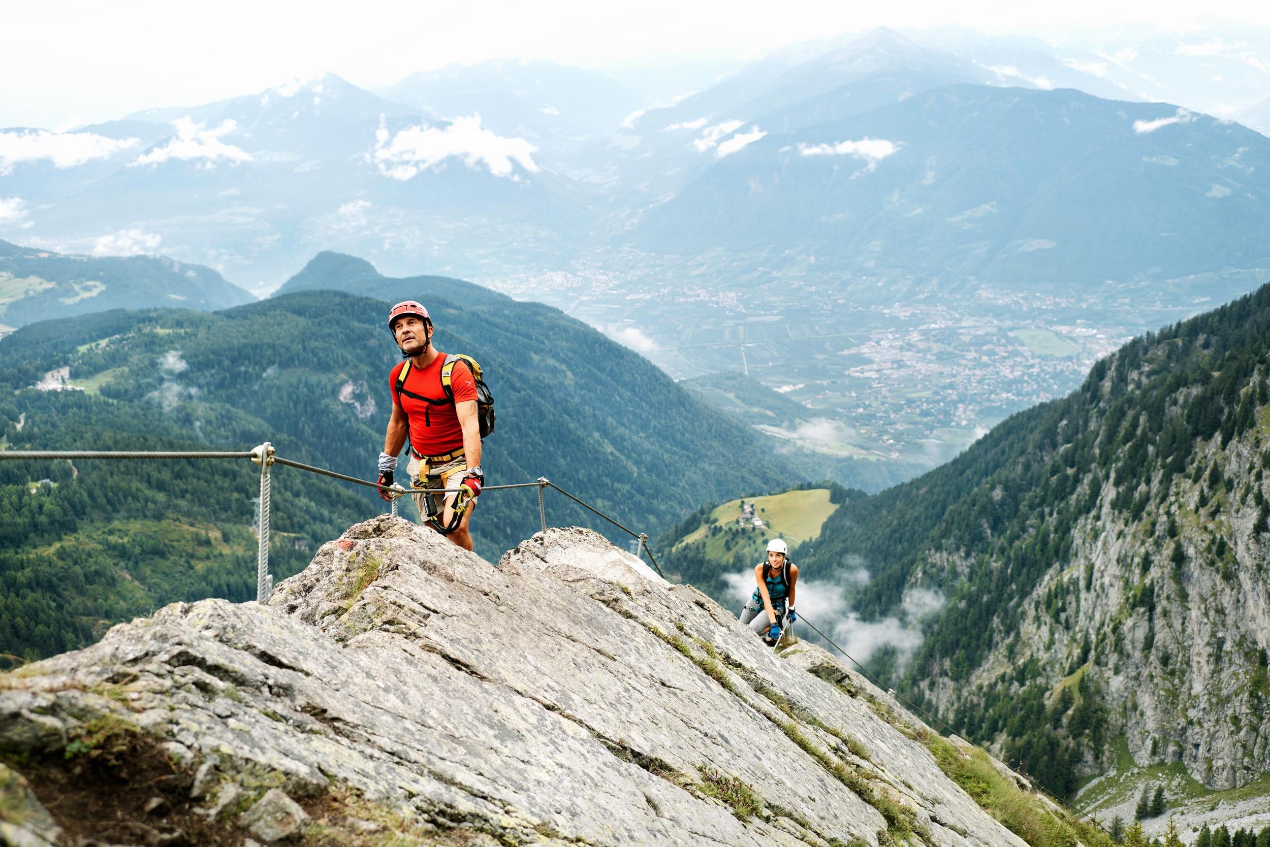Klettersteig Fall : Klettersteig archive berchtesgadener land