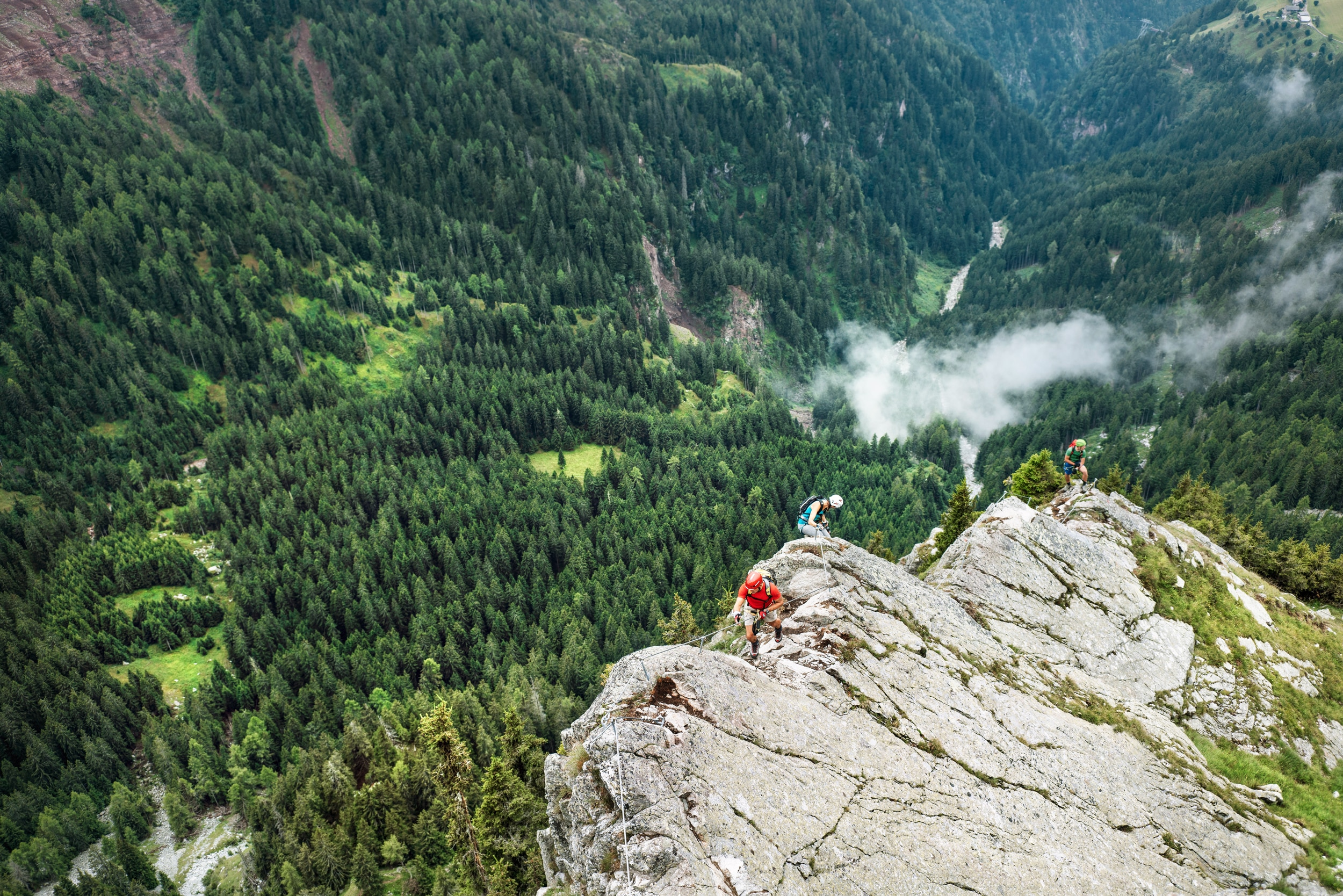 Klettersteig Ifinger : News u heini holzer klettersteig ferrata ifinger schenna
