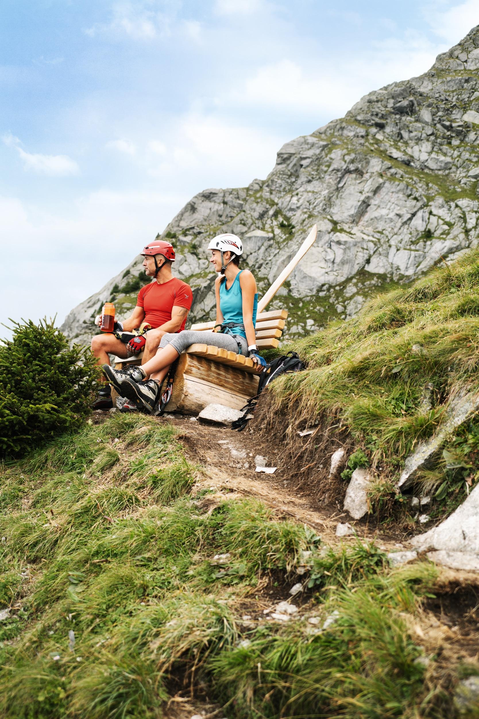 Klettersteig Meran : Klettersteig check der heini holzer b c