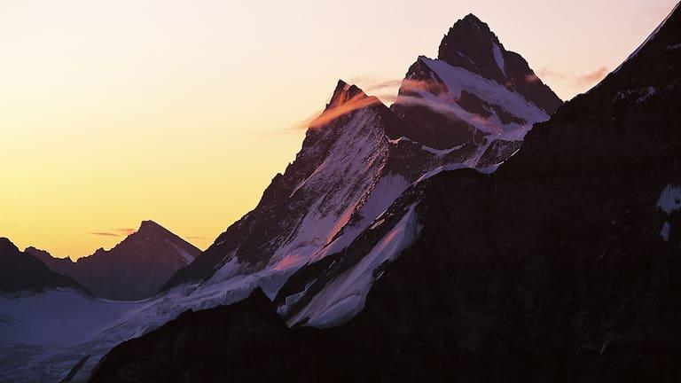 Eiger in den Berner Alpen